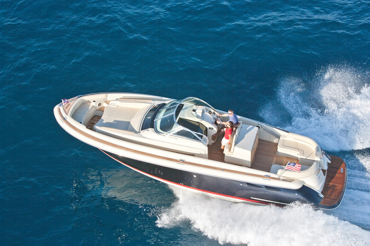 Chris-Craft® Launch 36 Named Boat of the Year by Boating Magazine